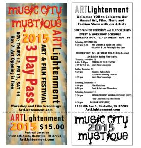 Update ARTLightenment 2015