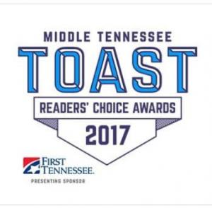 Toast of Music City 2017